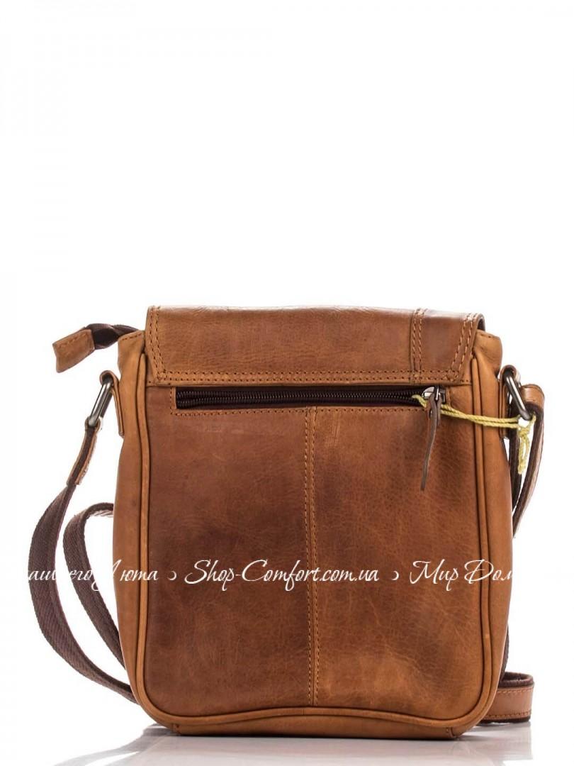 a870057ff359 Мужская сумка Hill Burry 3057-brown кожаная Коричневый 50860 купить ...