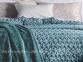 Покрывало Antilo Serena azul 270x265 0