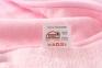 Постельное белье для новорожденных с пледом Hobby City Girl розовый 4