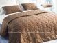 Покрывало с подушками Curt Bauer Dessin 9006-3218 240х260 brown 4