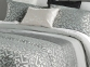 Покрывало Antilo Ayla gris 250x270 0