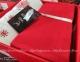 Постельное белье фланель Belizza Snow red евро красное 0