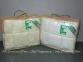 Одеяло пуховое Экопух 200х220 стеганое пух 100% 1