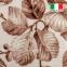 Постельное белье сатин люкс Mascioni Messina евро 200x220 бежевое 1