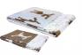 Плед LightHouse Funny Moose 140x200 коричневый (2200000550347) 1