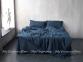 Постельное белье Limasso Dress blue standart полуторный 2