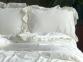 Постельное белье Limasso Snow white exclusive евро 2