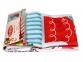 Набор махровых полотенец Hobby New Year V4 40X60 2 шт. (8698499320864) 2