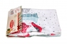 Набор махровых полотенец Hobby New Year V4 40X60 2 шт. (8698499320864) 3