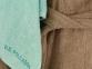 Набор халатов U.S.Polo Assn Henderson коричнево-ментоловый 0
