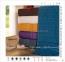 Полотенце махровое Shamrock Hellen (фиолетовое) 50х90 0