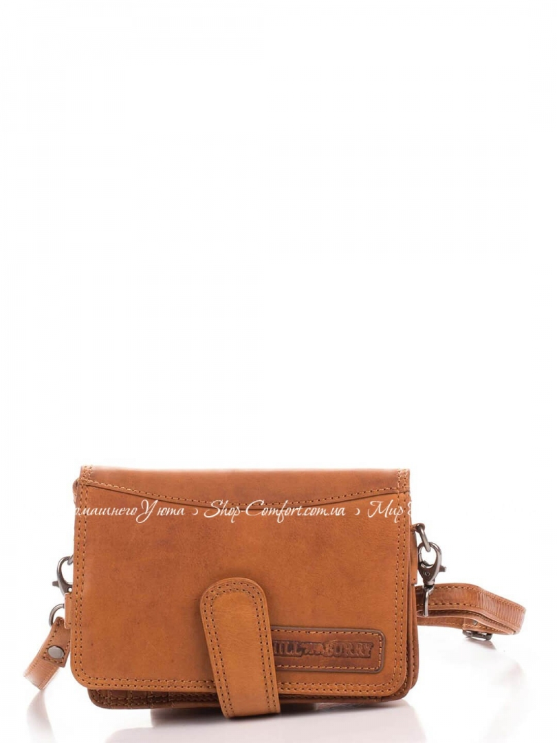 fda53032992e Мужская сумка Hill Burry 3172-brown кожаная Коричневый 51049 купить ...