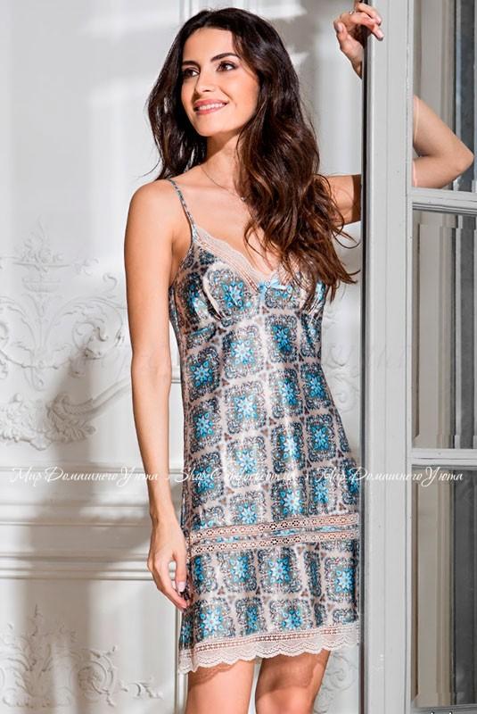 374e3f508d8c11b Ночнушка Mia-Mia Palermo 9694 25965 купить в магазине Женской ...