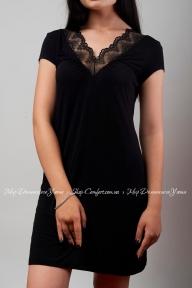 Ночная рубашка 211 Effetto черный