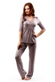 Пижама 401 Effetto фиолетовый