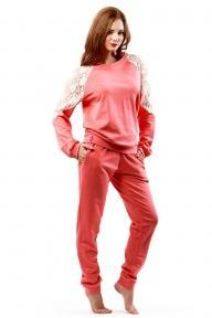 Домашний костюм 333 Effetto розовый