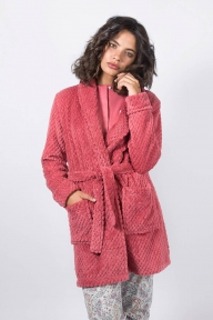 Куртка домашняя 21367 Gisela розовый