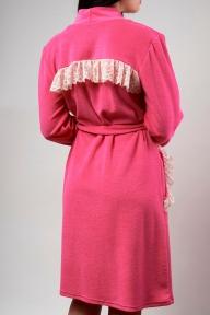 Халат 504 Effetto розовый
