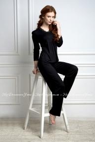 Пижама 0212.1 Effetto черный