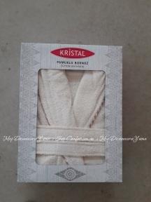 Мужской халат Kristal Cream