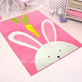 Коврик для детской комнаты Berni Rabbit 100х130 (45973)