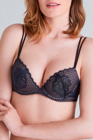 Бюстгальтер Push-up Simone Perele 13D.340 черный