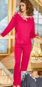Женская пижама Coemi 161C740 antracite 186