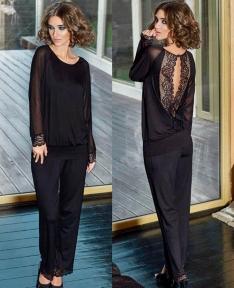 Женская пижама Coemi 161C777 black 4