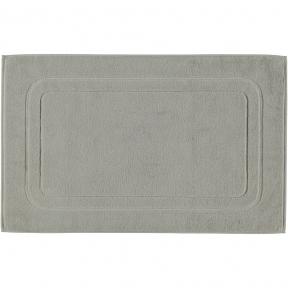 Коврик для ванной комнаты Cawoe Badematte 201 silber 775