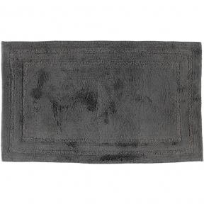 Коврик для ванной комнаты Cawoe Luxus 1003-774 antrazit 70х120