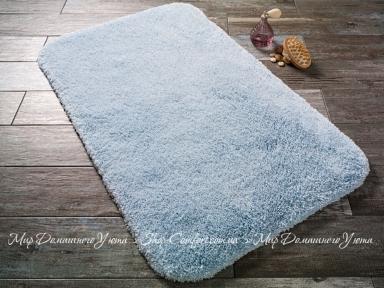 Коврик для ванной комнаты Confetti Miami pastel blue 60x100