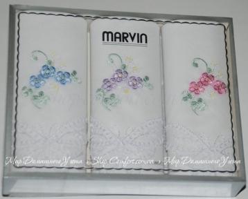 Носовые платки MARVIN Hera-02
