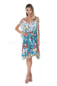 Платье Magistral Flora 150FL-A710