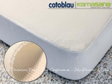 Наматрасник влагонепроницаемый Freshco 3D Cotoblau Kamasana