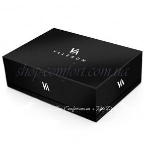 Постельное белье VALERON Crocodile (серый) сатин VIP евро