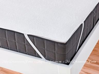 Наматрасник U-tek Aress Premium 60х120 на резинках водонепроницаемый
