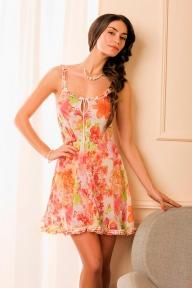 Женская ночная сорочка Coemi 132554 exotic 126