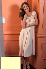 Женская ночная сорочка Coemi 141C502/B cream 2