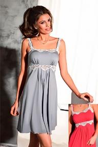 Женская ночная сорочка Coemi 151C580 scarlet 110