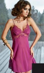 Женская ночная сорочка Coemi 161734 black 4