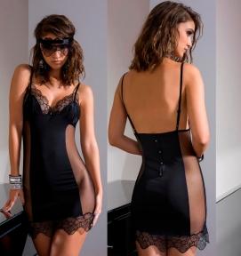 Женская ночная сорочка Coemi 171798 black 4