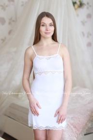 Женская сорочка Shato 1011 white