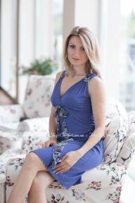 Женская сорочка Shato 1114 blue