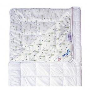 Детское одеяло из овечьей шерсти Billerbeck Китти 110х140 облегчённое
