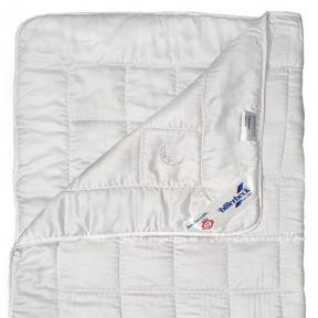 Шелковое детское одеяло Billerbeck Тиффани 110х140 облегчённое