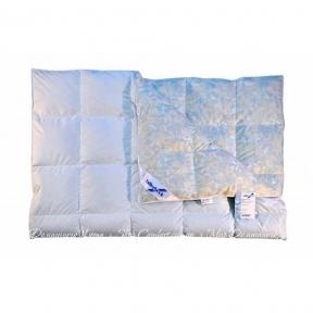Одеяло пуховое Billerbeck Виктория 200х220 кассетное К2 особо тёплое