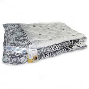 Шерстяное одеяло Leleka-Textile 172x205 стандартное
