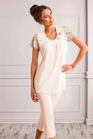 Женская пижама Coemi 151C596 cream 2