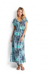 Летнее платье Seafolly 53074-DR bahama