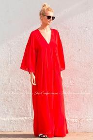 Платье Touche OF290-91 красное